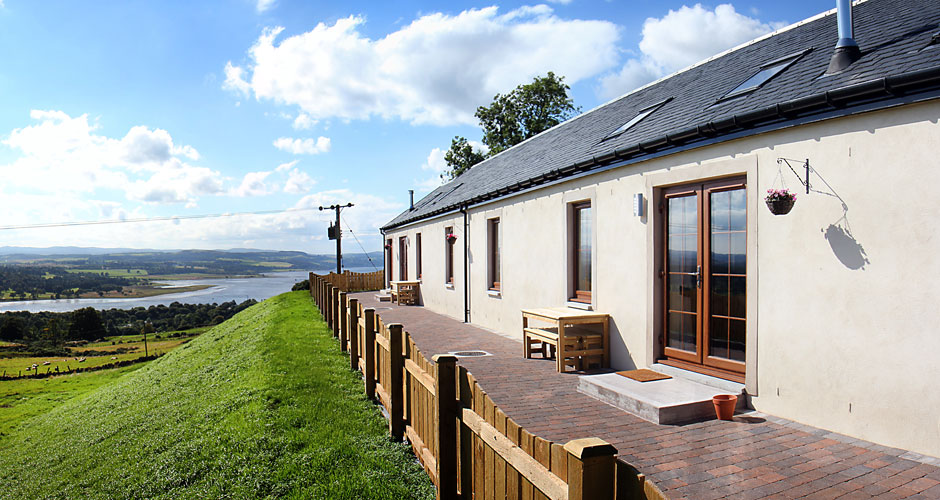 Modern Cottages - We now have two brand new self catering cottages to rent.