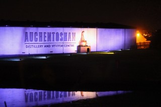 Auchentoshan At Night