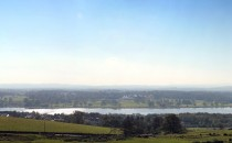 View Of The Clyde and Erskine Bridge
